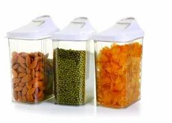 Easy Flow 1100 Ml Food Container 3 Pcs Set