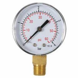 M.S. Utility Pressure Gauges