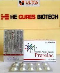 Pre-Pro Biotic capsules