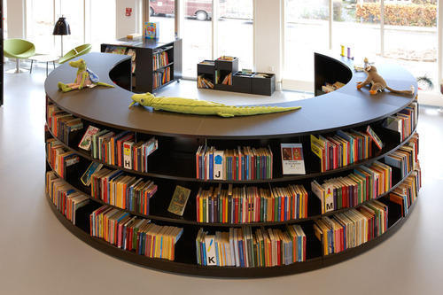 School and College Furniture - Library Furniture Manufacturer from Pune