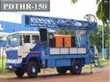 DTH 150 Truck Mounted DTH Cum Rotary Drilling Rigs