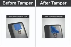 Tamper Evident Packplus Security Labels