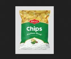 Bikaji Pudhina Treat Chips, Packaging Size: 60gm, Packaging Type: Packet