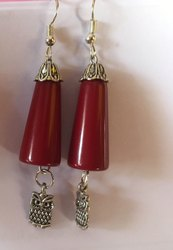 Mishra's Creation Beaded Earrings