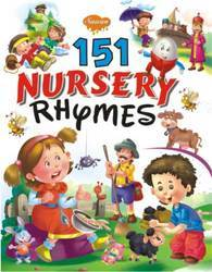 151 Nursery Rhymes Book