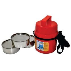 Electric Hot Steel Lunch Box