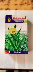 Bhindi Hybrid Seeds Packet