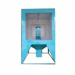Powder Coating Booth, Automation Grade: Manual