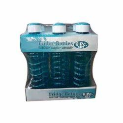PET and Plastic Freezer Bottle Set, Capacity: 1 Litre