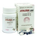 Atazor 300 mg Capsules