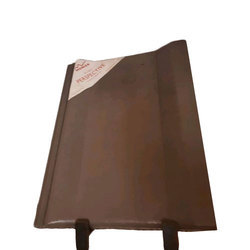 Brown Concrete Perspective Roof Tile, 5-10 mm