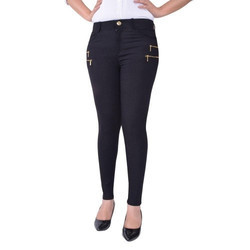 Ladies Black Jegging