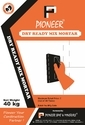Pioneer Ready Mix Plaster, Packaging Size: 40 Kg