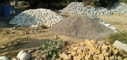 Natural Pebbles And Gravels Stone