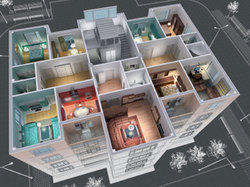 3d Architectural Modeling- Chudasama Outsourcing Pvt Ltd