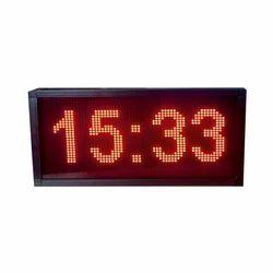 Led Digital Clock Led Digital Ghadi Latest Price