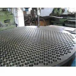 Steel CNC Drilling Job Work in Pan India