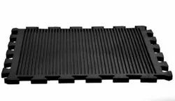 Rubber Interlocking MAT Tiles