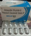 Amoxicillin Trihydrate And Potassium Clavulanate Tablets
