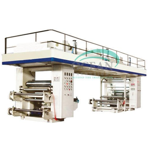 Self Adhesive Lamination Line