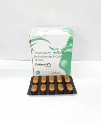 Paracetamaol Phenylephrine Hydrochloride Chlorpheniramine