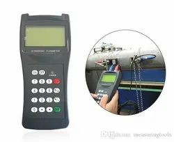 Water CI & MS Portable Ultrasonic Flow Meter, For Industrial, Model Name/Number: PT-TUF-100