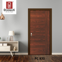 PC-833 Designer Waterproof Wooden Door