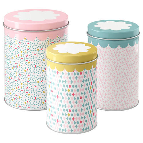 Food Grade Tin Containers - Candies Can Manufacturer from New Delhi