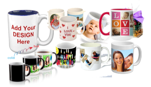 Photo Printed Personalised Gifts, For Gifting Purpose, Size: Coffee Mug, Rs  300 /unit | ID: 21565229033
