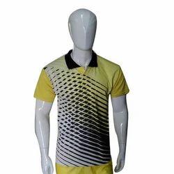 Collar Sports Jersey
