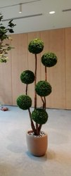 Artificial Topiary Plant