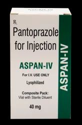 Pantoprazole 40 mg Injection ( Aspan - IV)