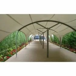 Tensile Walk Way Structure