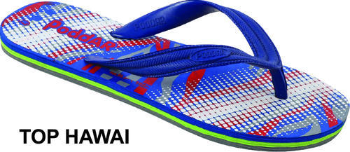 efe862f55 PVC Comfortable Men's Hawai Chappal, Size: 6*10, Rs 72 /pair | ID ...