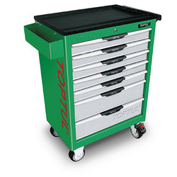 7-Drawer Mobile Tool Trolley TCAC0701