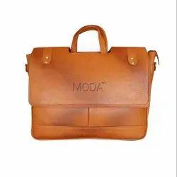 Genuine Leather Unisex MODA CEO (Bag)