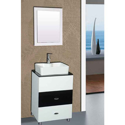 PVC Floor Mounted Vanities Cabinets