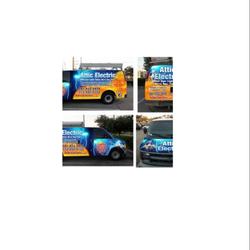 Vehicle Graphic Vinyl