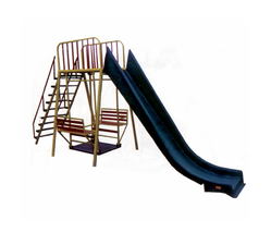Party Swing With Slide