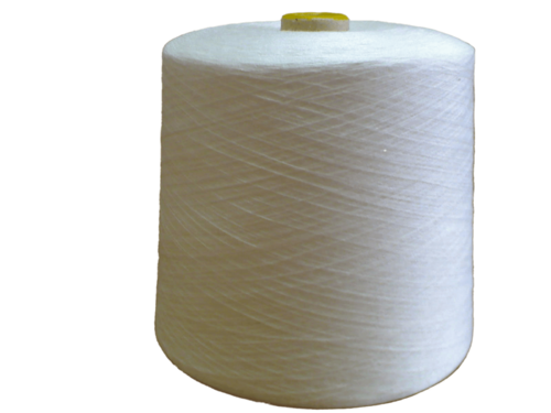Raw White Tencel Yarn, For Fabric End Use