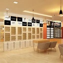 Shop Interior Designing