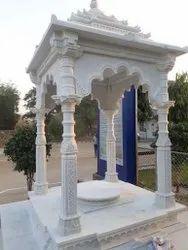 Marble Garden Temple