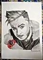 Millind Gaba pencil Sketch