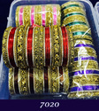 Party Indian Bangles Set