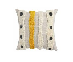 Handwoven Tufted Bohemian Moroccan Cushion Covers Decorative Throw Pillows