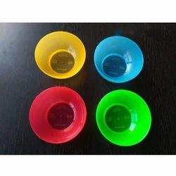 Round Plastic Soup Bowl