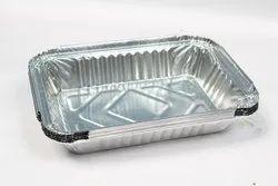 1240 ML Aluminium Foil  Container