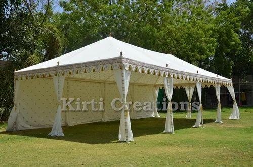Exotic Luxury Tent & Exotic Luxury Tent Tents Tarpaulins u0026 Pe Covers | Kirti Tents ...