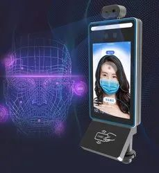Face Attendance Machine with Temperature Reading
