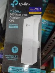TP Link Wireless or Wi-Fi TP-LIK ACCESS POINT CPE210, Model Name/Number: CEP210